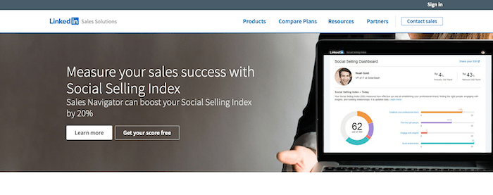 LinkedIn Social Selling Index Metrics